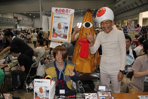 日本最大のオタクイベントのコミックマーケットのコスプレ事情!