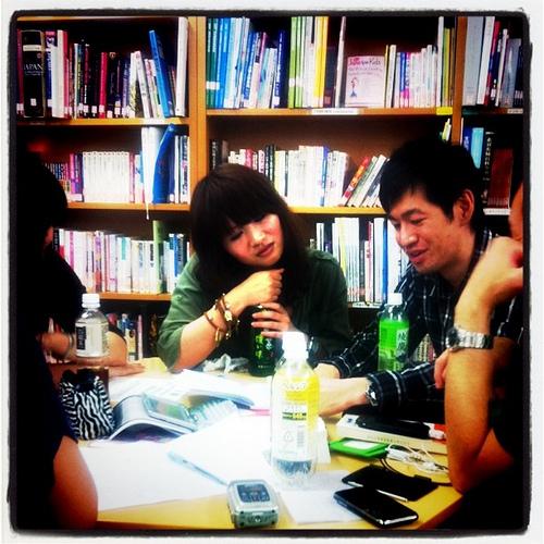 中国語を学ぶため、台湾語学留学