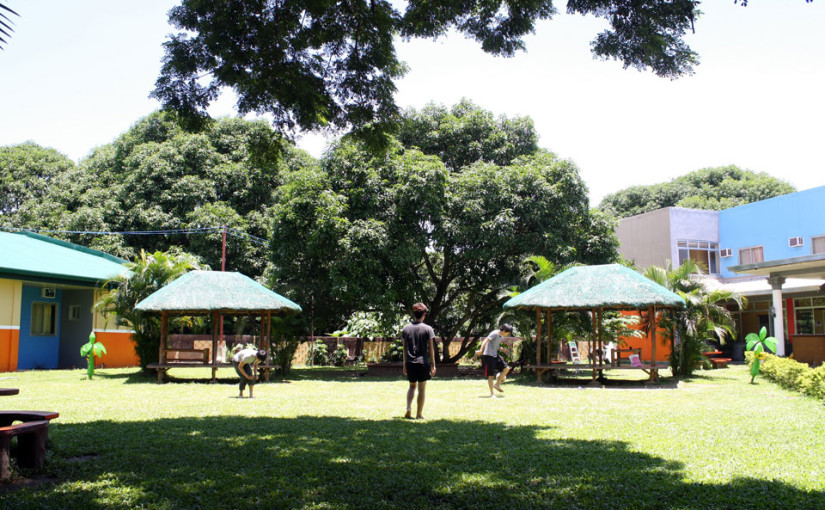 フィリピンの語学学校CNE1