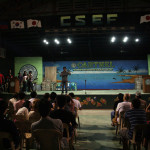 フィリピン英語留学のCNE1卒業式のレポート。