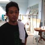 フィリピンの英語学校のネポボーディングハウスのナオさん