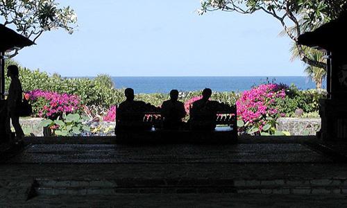 バリ島の民族音楽ガムラン