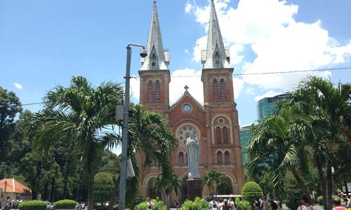 ホーチミンの聖母マリア教会