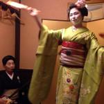 京都の祇園で舞妓遊びを初経験